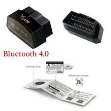 VGATE ICAR Bluetooth 4.0 ELM327 OBD2 OBD Car Diagnostic Scanner For Android iOS