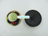"1pcs 3""inch 77mm 8Ω 3W speaker Loudspeaker 8ohm HiFi stereo Audio Video Parts"