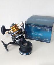 Mulinello DA PESCA ALCEDO prima Mariner 8000S 4 cuscinetti rapporto 4.1