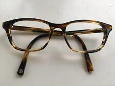 bcfbcb27abf Warby Parker Marshal Brown Tortoise Eyeglasses Frame 52-17-145