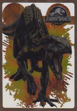 Jurassic World Movie 2 Panini Karte 96