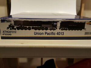 Athearn Genesis HO 4-8-8-4 Big Boy Steam Union Pacific UP #4013 DCC/SND LNIB