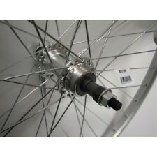 "26"" Rear Alloy Mountain Bike Wheel - Inc Tracked Courier"