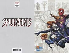 SPIDER-GIRLS #1 (OF 3) NYCC 2018 PX VARIANT (24/10/2018)
