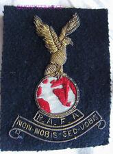 IN12587 - Royal Air Force Association Bullion Member Blazer Patch