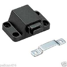 2kg retain LOFT DOOR  CATCH Hatch Push TO OPEN Attic Cupboard Latch Surface
