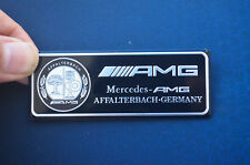 High Quality Trunk Rear Car sticker emblem badge Fit for Mercedes-Benz C E S AMG
