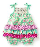 Matilda Jane FRUIT SALAD ROMPER 6-12 18-24 Months Baby Watermelon New In Bag