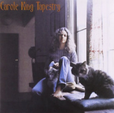 CAROLE KING (TAPESTRY CD - REMASTERED WITH BOUNS TRACKS SEALED + FREE POST)