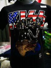 Kiss Tshirt Vintage 1996
