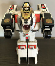 *VINTAGE*1994*Power Rangers*White Tigerzord*Bandai*WORKING*Sounds/Lights*RARE*