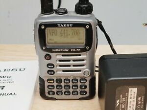 Yaesu VX-7R 50/144/430 MHz Triple Tri Band Transceiver C MY OTHER HAM RADIO