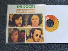 The Doors - You make me real/ Roadhouse Blues 7'' Single SPAIN