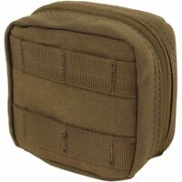 Condor Coyote Brown 4x4 Tactical Hunting Utility w/ MOLLE Multi-Function Pouch