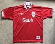 Liverpool fc Retro shirt 1996-97 in good condition
