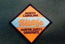 North Carolina Wildlife Hunter Safety Graduate