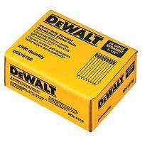 Dewalt DCS16150 1-1/2in. 16 Gauge Straight Finish Nail (2,500 per Box)