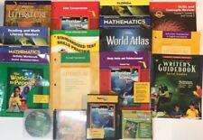 Grade 6 Curriculum Lot of 20 Educational Items Homeschool 6th Teacher Resources