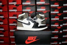 Nike Air Jordan 1 High Dark Mocha -Size 9.5 - 555088-105 - Brand New