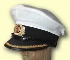 Volksmarine NVA DDR Schirmmütze für Offizier mit Sommerbezug