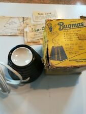 VINTAGE BUGMASTER MODEL O HOUSEHOLD INSECT CONTORL WITH BOX