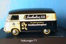 VW VOLKSWAGEN T1 KASTENWAGEN SANHELIOS 333 2 SCHUCO 1/43 ECHTEN FOURGON TOLE