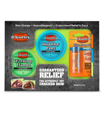 O'Keeffe's Working Hands & Healthy Feet Giftset