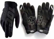 Gants noir taille L pour motocyclette filles et garçons