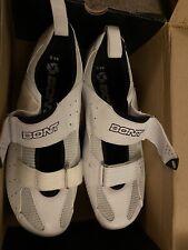 Bont Riot TR Size 44.5-Triathlon shoes