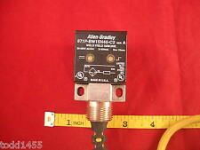Allen Bradley 871p Bw15n40 C2 Proximity Sensor Switch Ser A Sn15mm 20 250v Acdc
