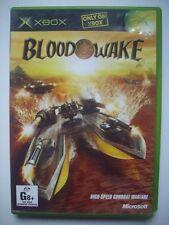 BLOOD WAKE - XBOX Game - GC