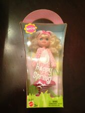 Hoppy Spring Kelly 2003 Easter Kelly Doll New B6475