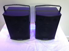 FUNKTION ONE F81 COMPACT ENCLOSURE WITH HIGH OUTPUT SPEAKERS (pair)