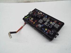 Fuse Box Engine Without Extended Range Keyless Remote Fits 11-14 CRUZE 242948
