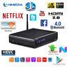 HiMedia Q10 PRO Quad Core 4K H.265 Android Media Player Streamer WiFi BT HDR VP9