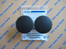 Ford Truck SUV Rear Bumper Hitch Hole Plug Snap Cover New OEM Ford Set of 2