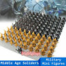 21pcs Custom Mini Figure Set Lord of The Rings Soldiers Military Army Blocks