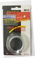 Marumi QM-37 filter set (5 filters) UV, PL-C, ND4, CU+4, CROSS SCREEN offer ???