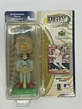 MARK MCGWIRE UPPER DECK Play Makers Collectibles 2001 MLB Edition Bobble head