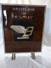 "BREITLING WATCH "" FLYING B""  BY BENTLEY DEALER DISPLAYS"
