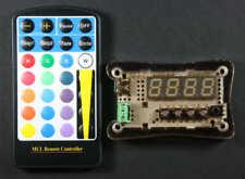 LED Contoller-L - für RGB LEDs WS2812 + WS2812B  m. Fernbedienung + USB Kabel