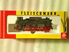 FLEISCHMANN, 4094, H0, Dampflok BR 94 1730, DB, OVP, Vitrinenware, Geprüft i. O.