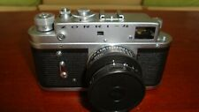 Russian Zorki-4 RF film camera, Jupiter 8 lens. Excellent Condition №72038147