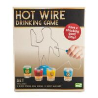 Drinking Games Adult Party Game Shot Glasses Hot Wire Fun Novelty Gift New