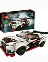 LEGO Speed Champions Nissan GT-R NISMO 76896  New 2020 (298 Pieces)