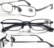 R243 Superb Quality Reading Glasses/Saddle Nose Pad/Comfort Arms Non-slip Design