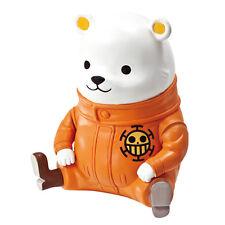 MegaHouse One Piece Chara Bank Animal Series - Bepo Figure