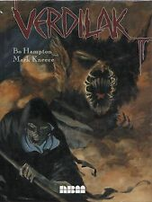 Verdilak by Bo Hampton & Mark Kneece-BD-NBM publishing Company-New york-rare