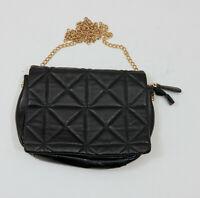 EUC Nose International Black Cross Body Bag 10x7x2 inches