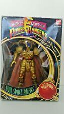 Vintage 1993 Bandai Mighty Morphin Power Rangers Goldar Figure Evil Space Aliens